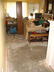 Beware of scams when seeking flood damage repairs